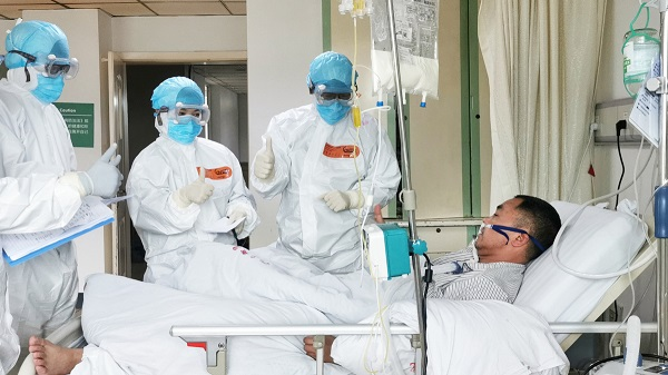 Chongqing hospital discharges last confirmed COVID-19 patient