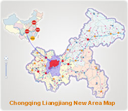 Brief Introduction to Liangjiang New Area