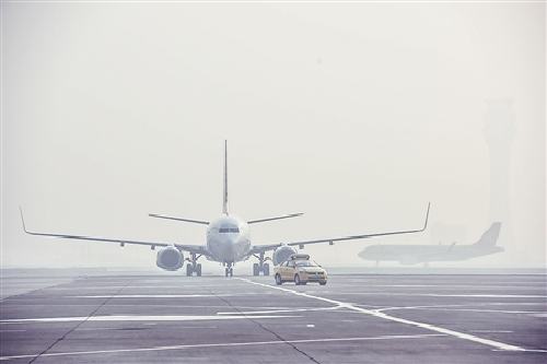 Liangjiang to open new airport terminal in June
