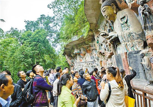 Chongqing sees over 34m visitors over National Day holiday