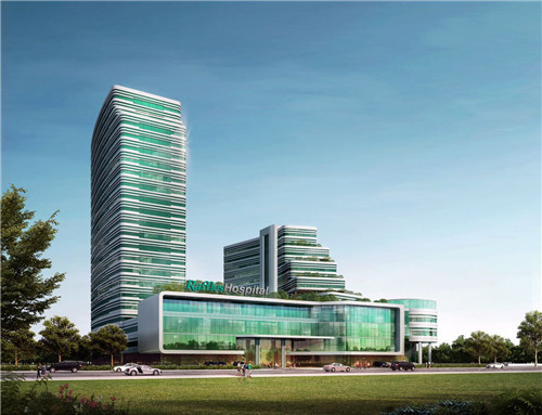 Sino-Singapore hospital to serve Chongqing