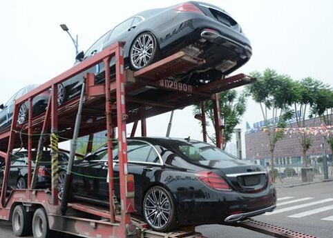 Chongqing opens first bonded warehouse for imported cars