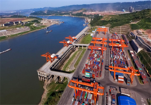 Chongqing and Singapore eye logistics cooperation